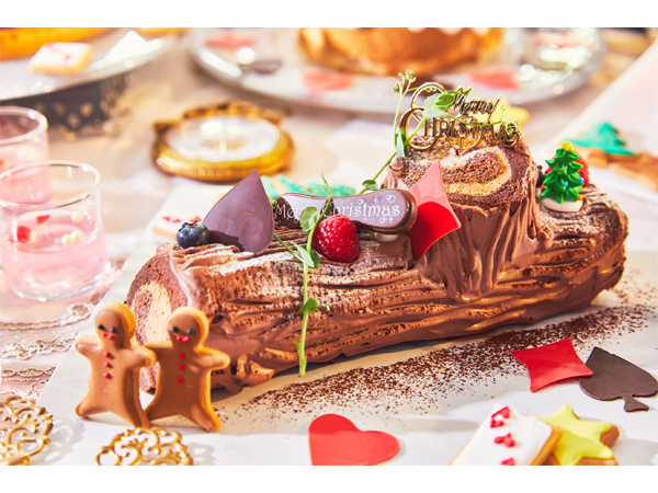 Christmas Desserts 2019.Photogenic Christmas Dessert Buffet Inspired Of Alice In